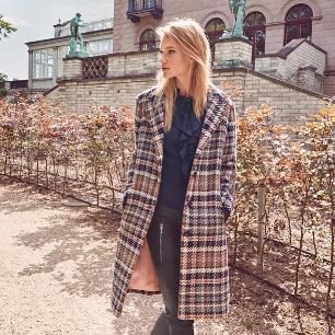 Nydelig jakke fra Margit Brandt